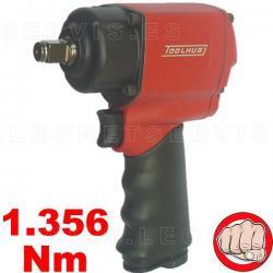 Pistola profesional de impacto de 1356 Nm