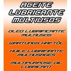 Aceite lubricante multiusos