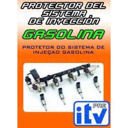 Protector del sistema de inyección gasolina