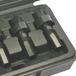 Kit para reparar rosca interna de tornillos deruedas