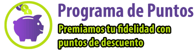 Programa de puntos