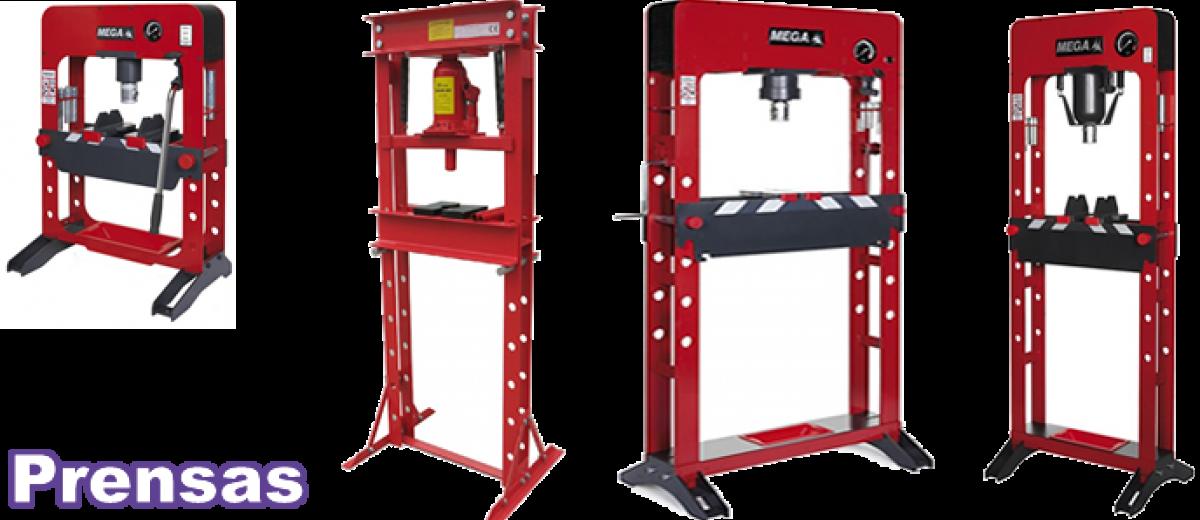 prensas de taller