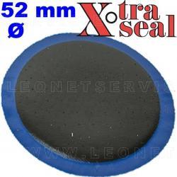 Parche redondo de 52 mm para reparación de cámara