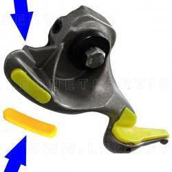 Corghi, Cormach... protecciones para uñas de desmontadora, 5 uds