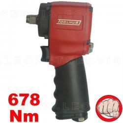 Pistola profesional de impacto de 678 Nm