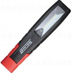 Lámpara recargable portátil de LED SMD