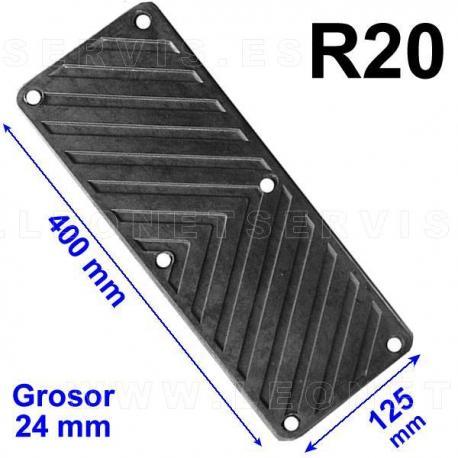 R20 taco de goma para desmontadoras de neumáticos chinas, consultar listado...