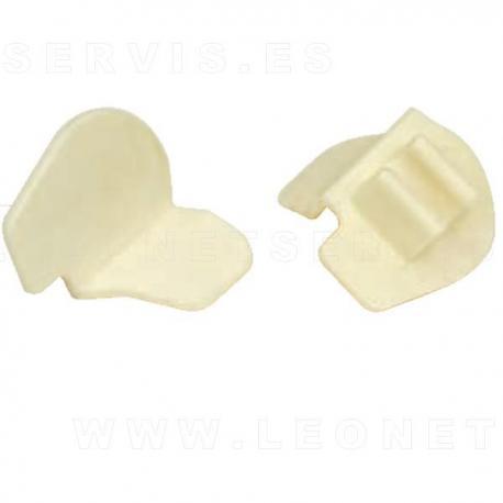 Sice, protecciones interiores para uñas de desmontadora, 5 uds
