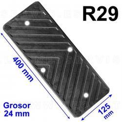 R29 taco de goma para desmontadoras Rhino, RSF Maquinaria...
