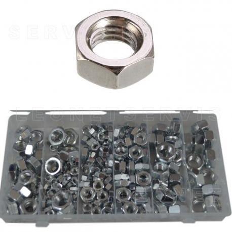 Surtido de asadores de anilla tipo  LINCH, 50 piezas