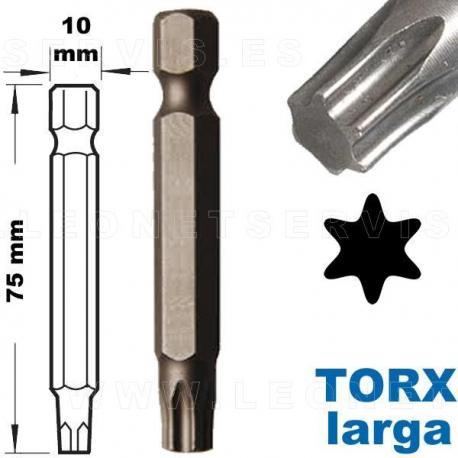 puntas torx