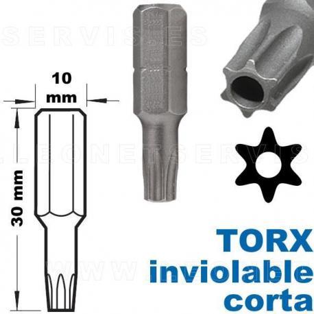 puntas torx inviolable