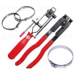 Alicate y cortadora para abrazadera de fuelle