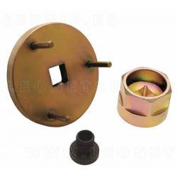 Reglaje para bomba inyectora diesel de inyección directa y bomba regulable