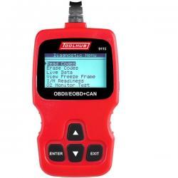 Lector de códigos OBDII / EODB + CAN para diesel y gasolina
