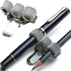 Pinza soporte para 3 bolígrafos