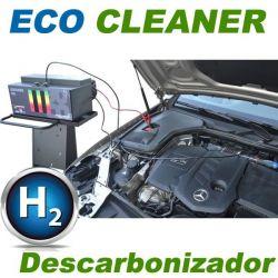 ECO CLEANER Descarbonizadora de hidrógeno para motores