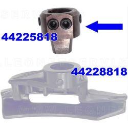 Acople adaptador cónico para la uña de nylon 44228818 y otras.