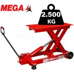 Mesa elevadora MEGA de 2.500 kilos de elevación