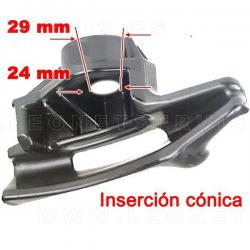 Uña de nylon compatible con M&F Mondolfo Ferro, Coats, Longus