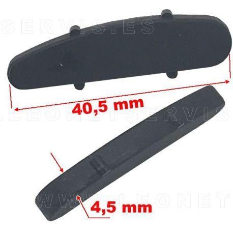 Plásticos de protección compatible para Bosch, Sicam... 5 uds
