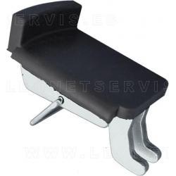 Cubierta de garra de acero compatible Bosch, Sicam...4 unidades