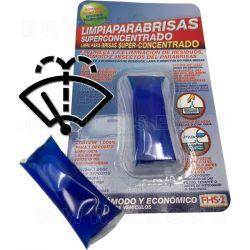 Limpiador de parabrisas concentrado