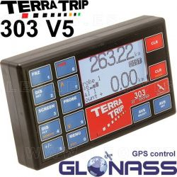 Terratrip 303 V4 geotrip con GPS