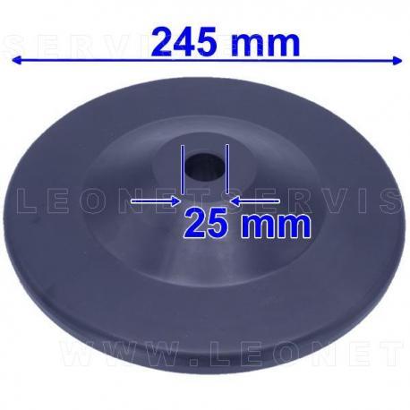 Disco destalonador para brazo de ayuda de la desmontadora