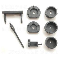 Conjunto para soportes de transmisión BMW X3/X5/X6
