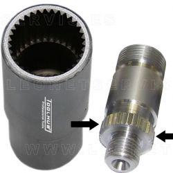 Vaso para válvulas alto caudal MAN D28