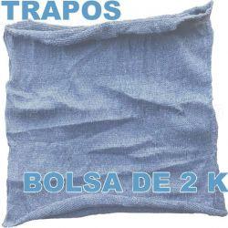 Super absorbente® rehutilizable para limpieza de derrames de aceite y otros líquidos, volumen 40 litros, 8 kilos