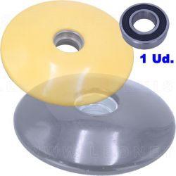 Rodamiento para el disco de empuje para brazo de ayuda de la desmontadora