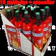 STOP FIRE 750 ml Mini extintor de espuma. PACK de 12