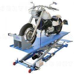 Elevador de motos hidráulico para 500 kilos