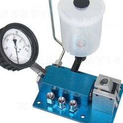 Bomba para comprobación y tarado de inyectores 0 - 600 bar