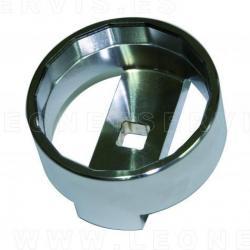 Llave para soltar el filtro de gasóleo, 14 caras, 95 mm