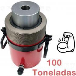 Cilindro hidráulico de 100 Tn