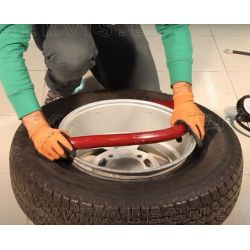 Aro talonador de cubiertas para neumáticos