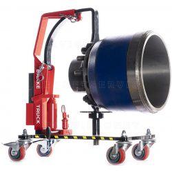 Soporte universal de bujes, frenos de disco y frenos de tambor