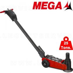 Gato oleo neumático MEGA de 15-30 tons.