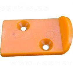 Protección para uña de acero ATH, Eviran Konigstein. 5uds