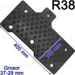TACOR37 taco de goma para desmontadoras de neumáticos