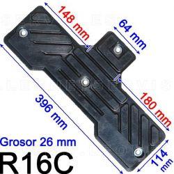 R16B taco de goma para desmontadoras de neumáticos chinas