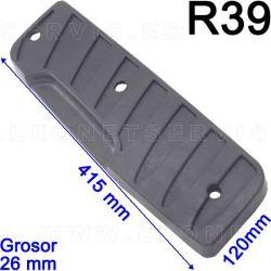 TACOR38 taco de goma para desmontadoras de neumáticos