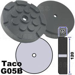 G05B Taco elevador para Twin Busch, Prestige Lift, Weber, Eviran Konigstein