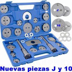 Retractores de freno de 24 piezas para izquierda y derecha