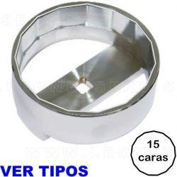 Vaso para soltar el filtro de aceite IVECO-VOLVO-RENAULT