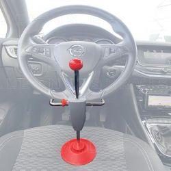 Herramienta de bloqueo de volante o dirección