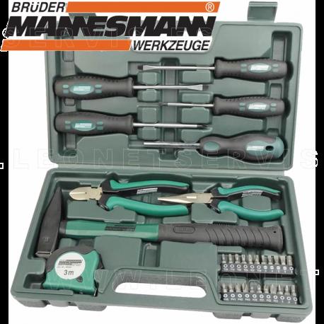 Maletín de herramientas Mannesmann con 31 herramientas